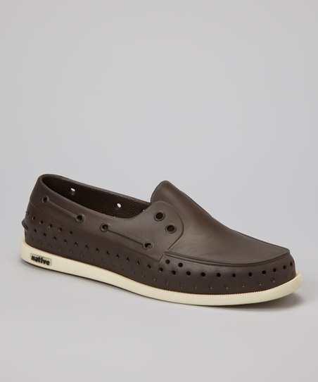 Beaver Brown Howard Slip-On Shoe