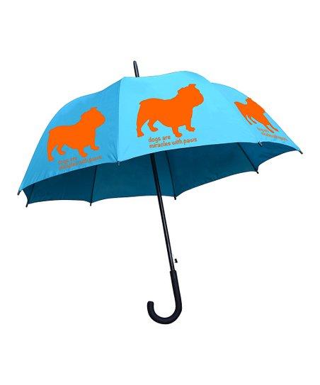 Bulldog 'Miracles With Paws' Umbrella