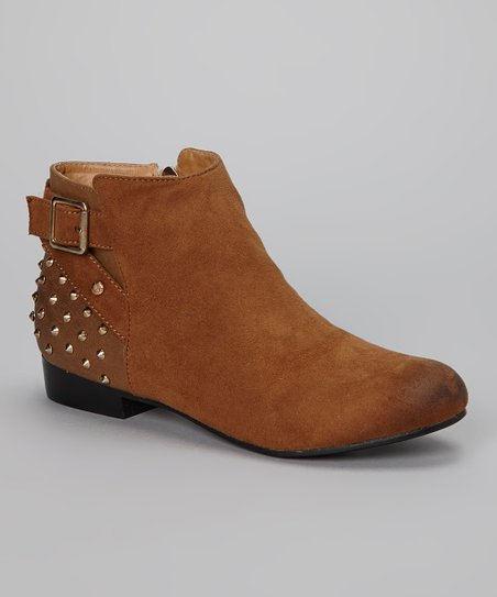 Camel Holly 01 Bootie