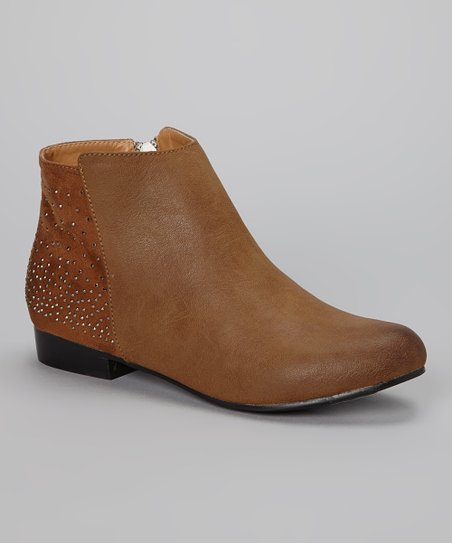 Brown Holly 02 Bootie