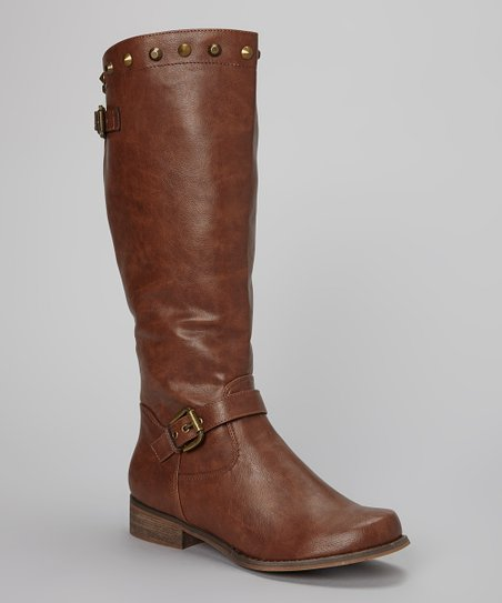 Brown Lambert 01 Boot