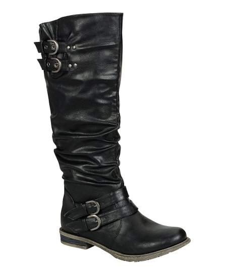 Black Bailey Boot