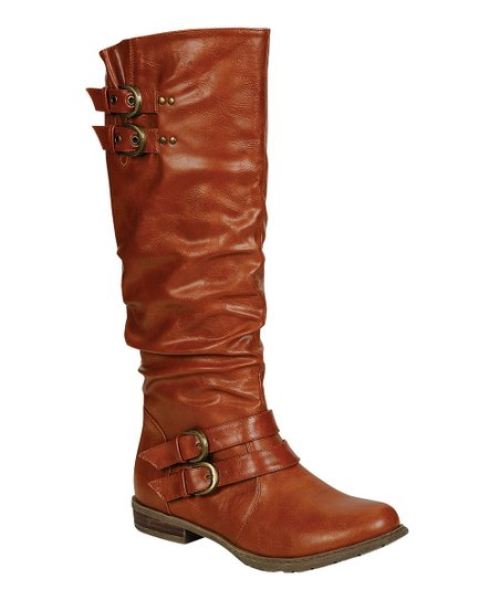 Cognac Bailey Boot