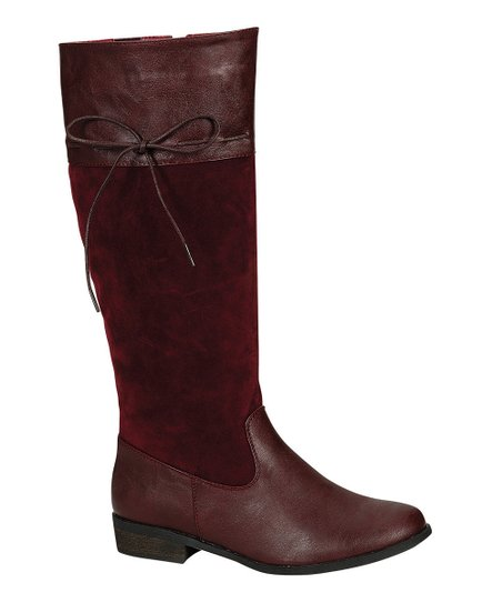 Wine Molly Boot