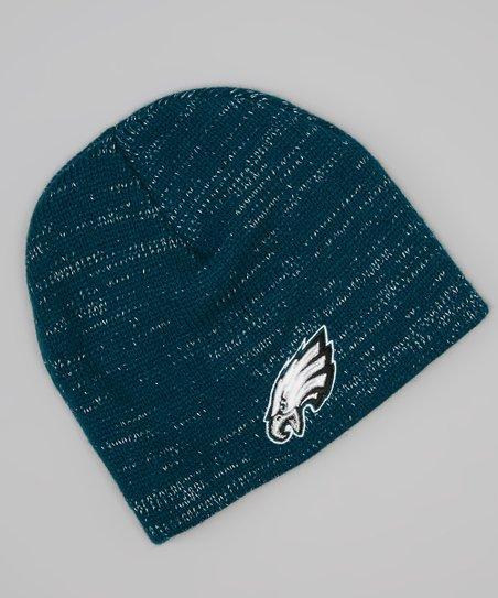 Philadelphia Eagles Green Knit Cap