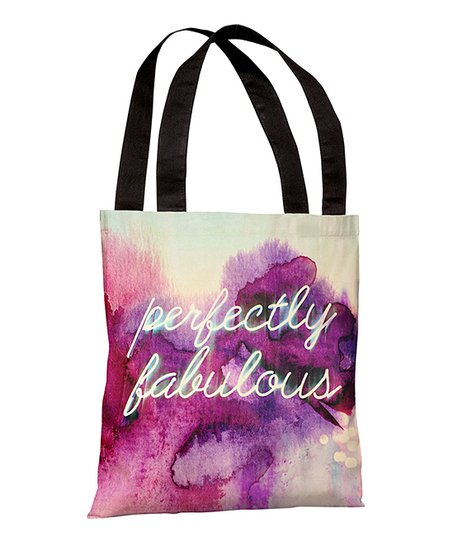 Perfectly Fabulous Tote