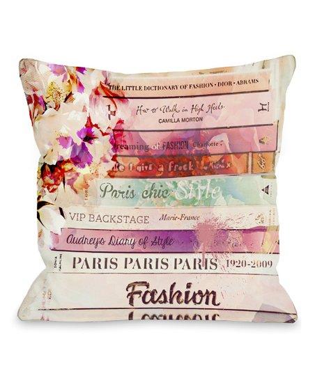 Romantica Throw Pillow
