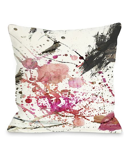 Dawn of Times Throw Pillow