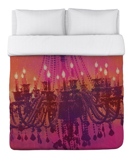 Light Me Up Duvet Cover