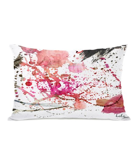 Dawn of Times Rectangular Throw Pillow