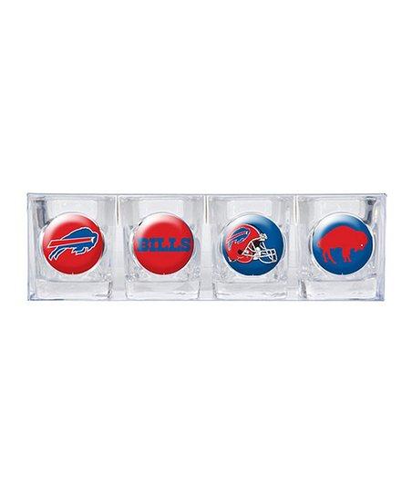 Buffalo Bills Shot Glass Set