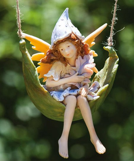 Playful Petal Fairies Pixie Figurine