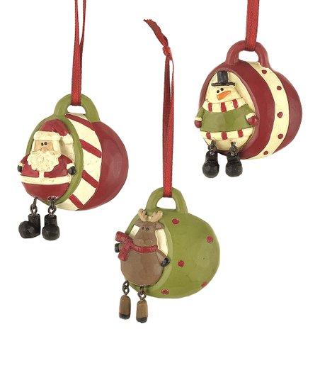 Christmas Cup Ornament Set