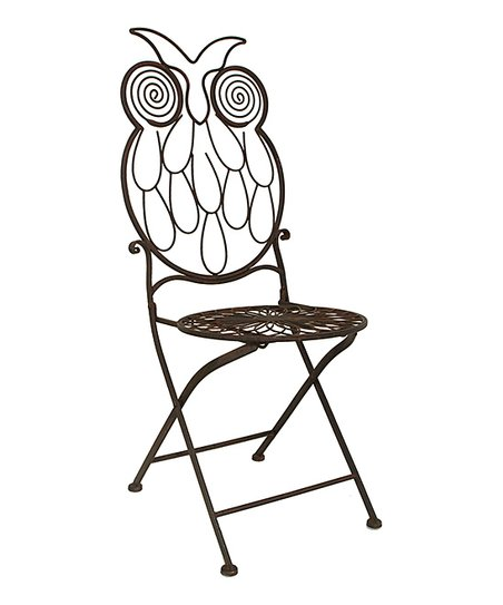 Owl Bistro Chair