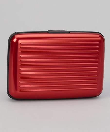 Red Armored Wallet