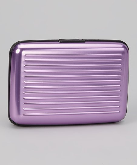 Pastel Purple Armored Wallet