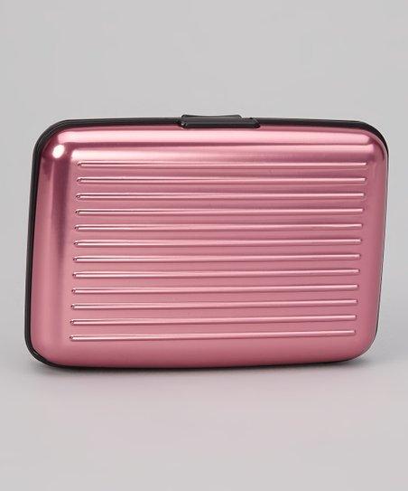 Pastel Pink Armored Wallet