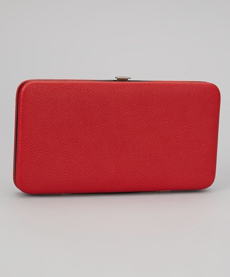 Red Armored Clutch