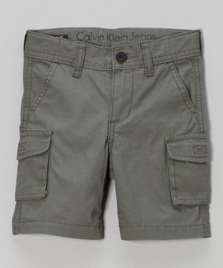 Cast Iron Cargo Shorts - Infant & Toddler