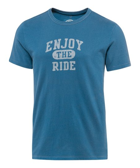 Simply Blue 'Enjoy The Ride' Epic Tee - Men