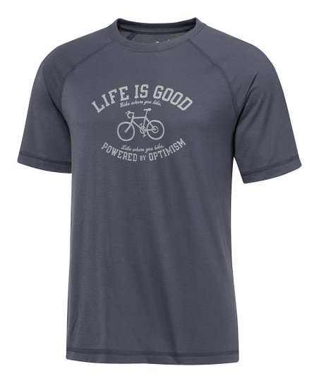 True Blue Bike Vital Tee - Men