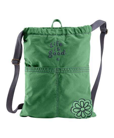 Simply Green Daisy Essential Cinch Bag