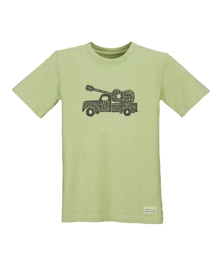 Sprout Green Festival 2012 Short-Sleeve Crusher Tee - Boys