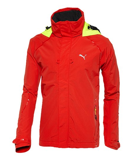 Puma Red Deck Jacket - Men