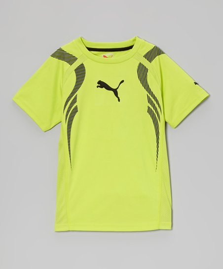 Lime Punch Acceleration Tee - Toddler