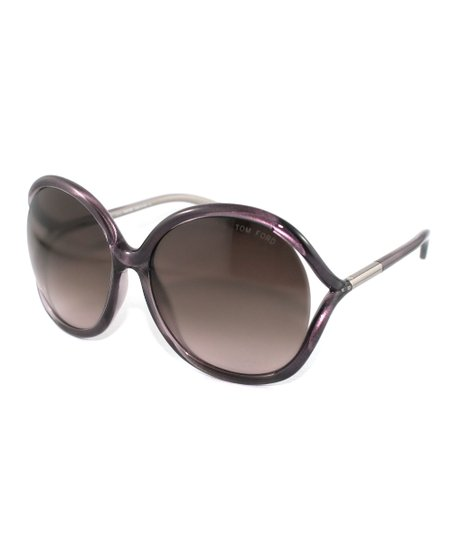 Purple Rhi Sunglasses