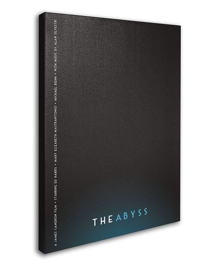 'The Abyss' Canvas Wall Art