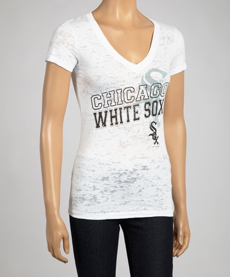 Chicago White Sox V-Neck Tee