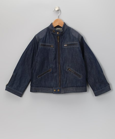 Denim James Jacket - Infant & Toddler