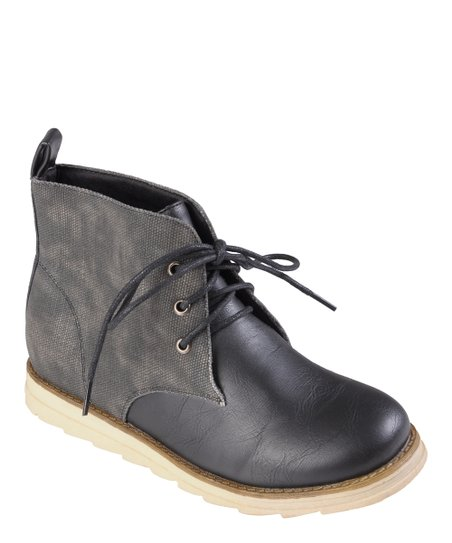Black Tide Chukka Boot