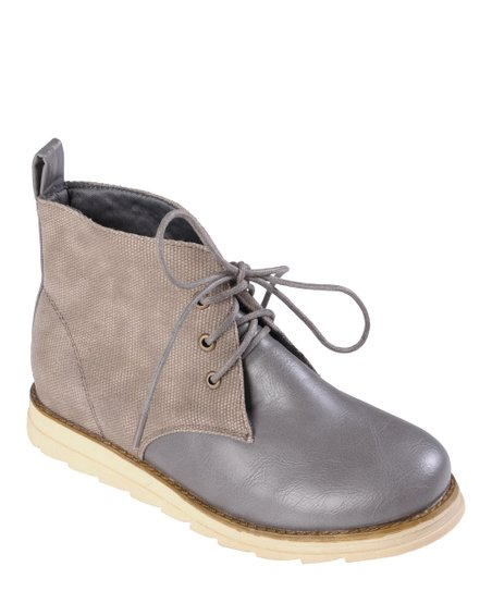 Gray Tide Chukka Boot