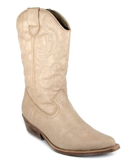 Butter Balour Cowboy Boot