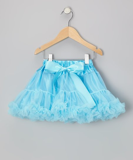 Turquoise Pettiskirt - Infant, Toddler & Girls