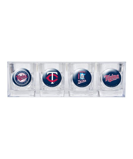 Minnesota Twins Shot Glass Set