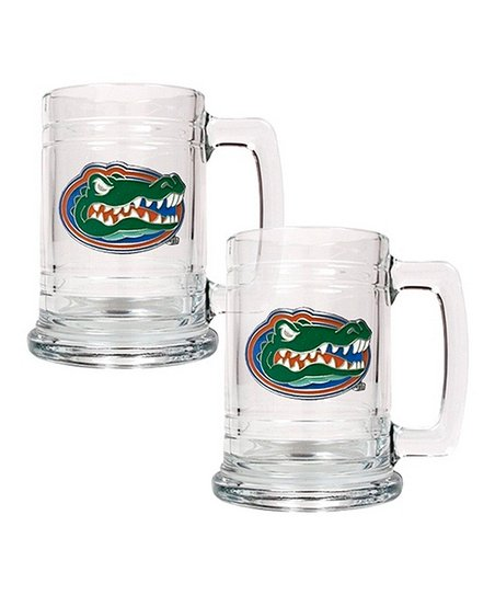 Florida Tankard - Set of Two
