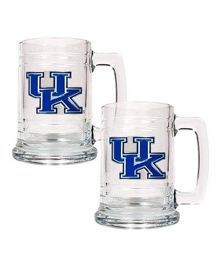 Kentucky Tankard - Set of Two