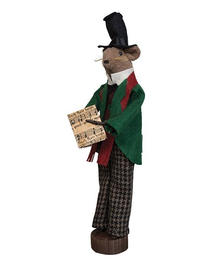 Century Farm Sir Charles Mouse Collectible Plush Figurine