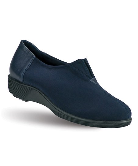 Navy Nivita Shoe - Women