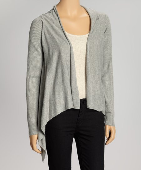 Ash Embellished Open Cardigan