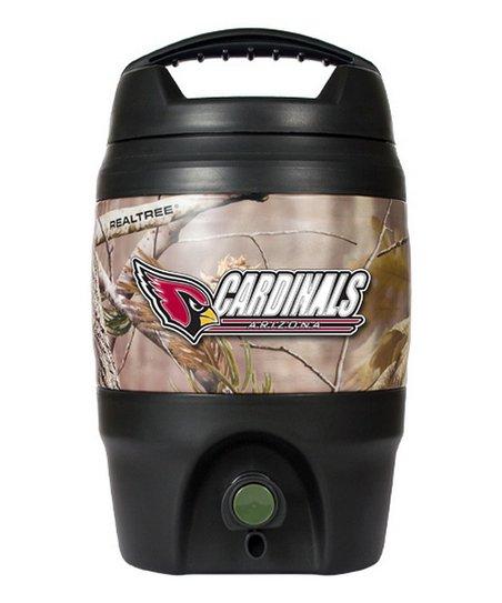 Arizona Cardinals Camo Tailgate Jug