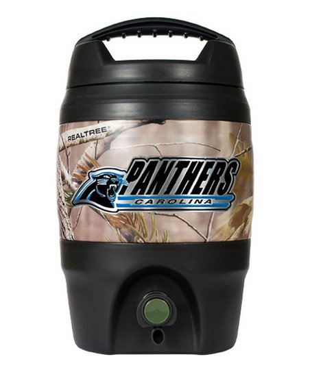 Carolina Panthers Camo Tailgate Jug