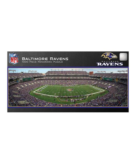 Baltimore Ravens Panoramic Stadium Puzzle