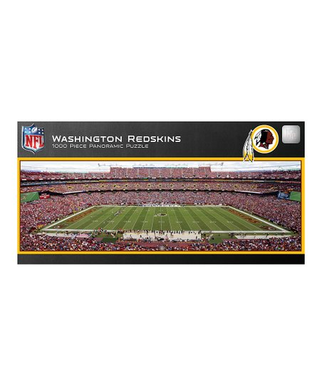 Washington Redskins Panoramic Stadium Puzzle