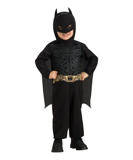 Black Batman Dress-Up Set - Infant & Toddler
