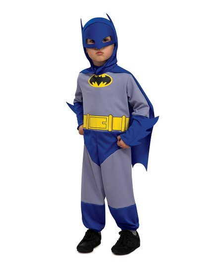 Vintage Gray Batman Dress-Up Set - Infant & Toddler