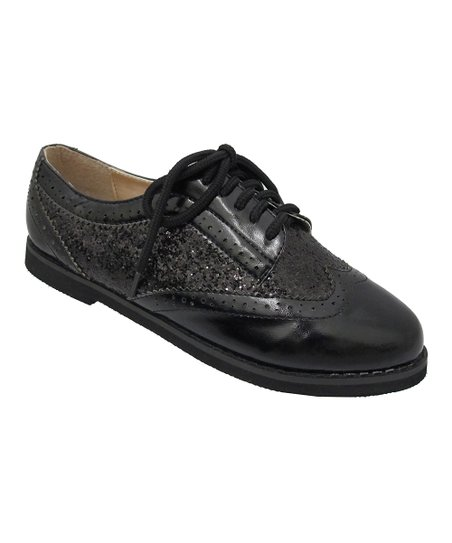 Black Roxanne Oxford